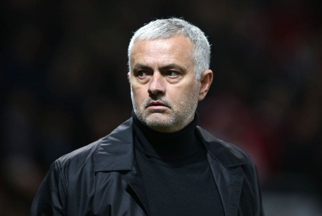 Jose Mourinho could be heading back to Real Madrid