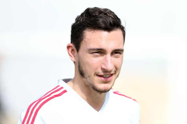 Matteo Darmian has ended his spell with Manchester United