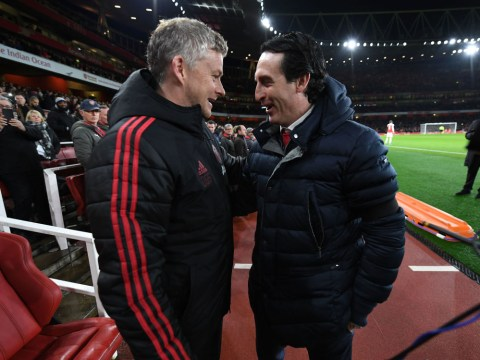 Paul Merson tells Arsenal boss Unai Emery how to inflict more misery on Solskjaer and Manchester United