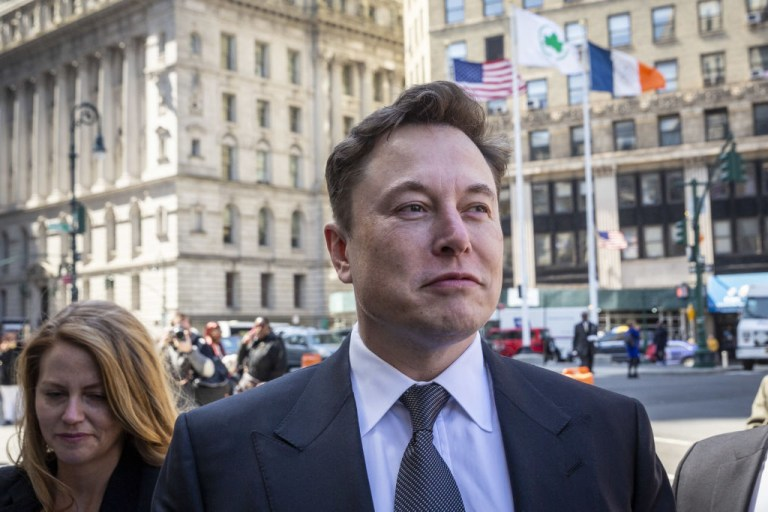 One of Elon Musk's projects relies is investigating connections between brains and machines (Picture: Natan Dvir/Bloomberg via Getty Images)