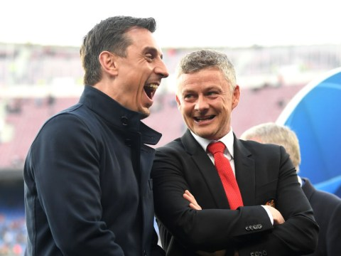 Gary Neville sends message to Ole Gunnar Solskjaer over Manchester United's transfer strategy