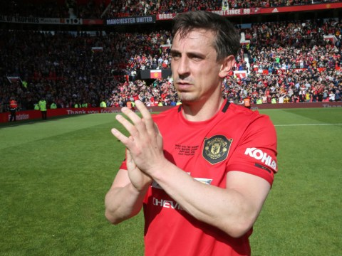 Gary Neville picks Mbappe, Varane and Kante as his ideal Man Utd signings