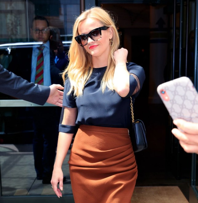 Reese Witherspoon 'ugly cried' for three days after movie