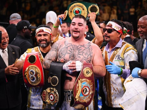 Andy Ruiz Jr could fight at Olympics after Anthony Joshua rematch