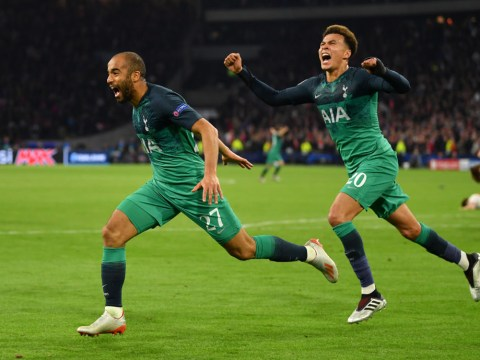 Tottenham turned down late Barcelona approach for Lucas Moura ahead of transfer deadline