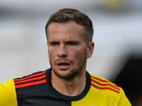 Tom Cleverley was surprised Arsenal kept playing out from the back during draw against Watford