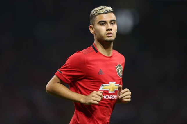 Man Utd Star Andreas Pereira Reacts To Drawing Frank Lampard S Chelsea In Efl Cup Metro News