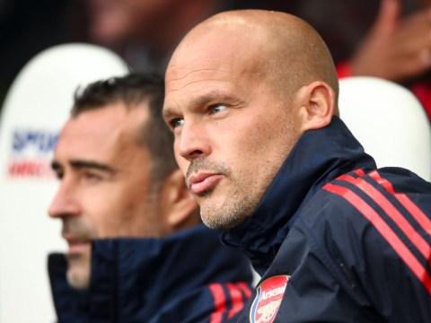 Unai Emery hails impact of Freddie Ljungberg since joining Arsenal coaching team