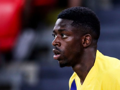 Manchester United identify Ousmane Dembele and Mario Mandzukic as January transfer targets