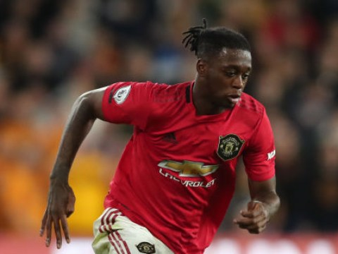 Crystal Palace coach explains how a failed loan helped Aaron Wan-Bissaka become a £45m Man United signing