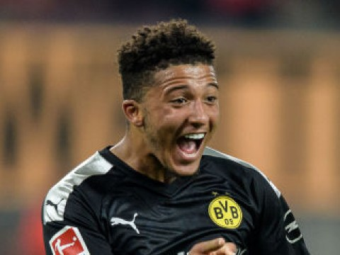 Jadon Sancho backed to become world-class by Borussia Dortmund teammate Paco Alcacer