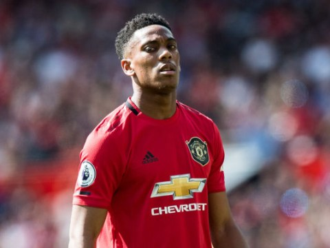 Manchester United star Anthony Martial expected to return for Arsenal clash