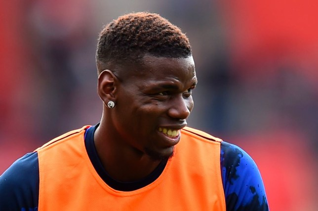 Manchester United star Paul Pogba will not be available for the side's Premier League clash with Leicester