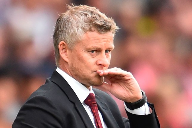 Ole Gunnar Solskjaer took a 'huge gamble' in the transfer window, according to Alan Shearer
