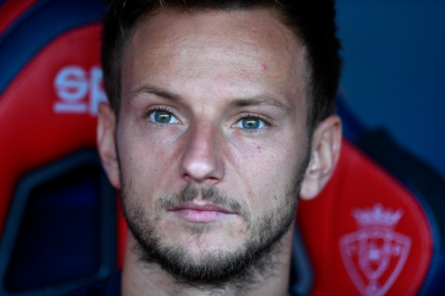 Ivan Rakitic looks to be coming to the end of his Barcelona career