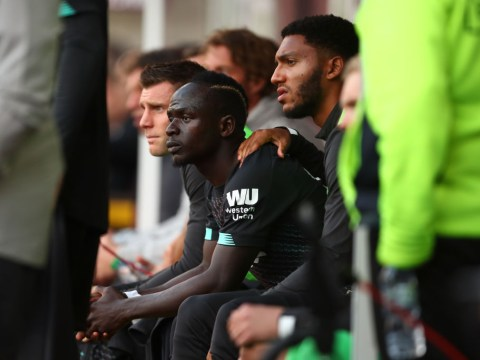 Jermaine Jenas blasts Mohamed Salah after spat with Sadio Mane in Liverpool's victory over Burnley