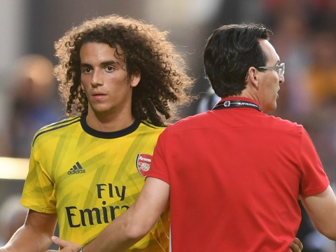 Matteo Guendouzi reveals chat with Arsenal boss Unai Emery that helped inspire France call-up