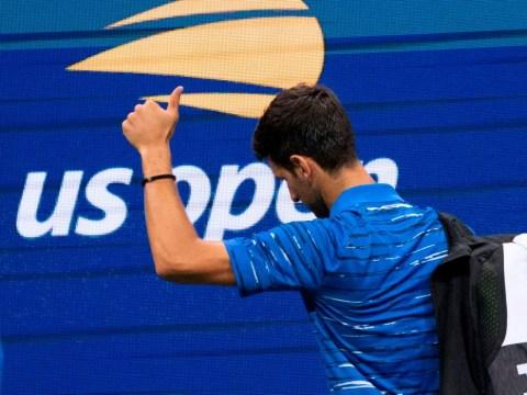 Novak Djokovic responds to US Open boo boys after retiring against Stan Wawrinka