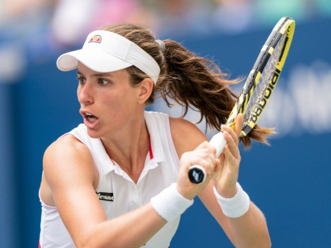 Johanna Konta's coach wants her to take a leaf out of Roger Federer's book ahead of US Open quarter-final