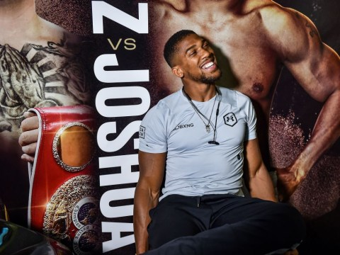 Anthony Joshua explains why he's looking trimmer ahead of Andy Ruiz rematch