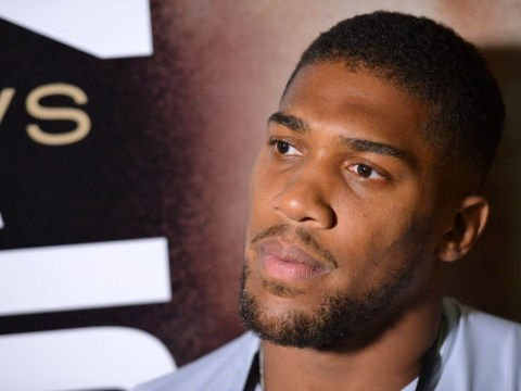 Anthony Joshua responds to Deontay Wilder criticising him again
