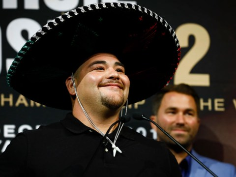 Andy Ruiz Jr welcomes Deontay Wilder's offer for a unification fight after Anthony Joshua rematch