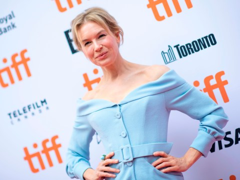 Renée Zellweger opens up about about the pressures of being a woman in Hollywood ahead of Judy Garland biopic