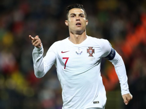 Cristiano Ronaldo explains just how close he came to joining Arsenal before Man Utd