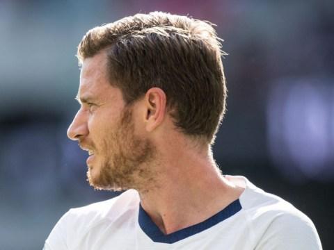 Jan Vertonghen reveals 'movement' on talks over Tottenham future