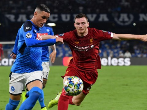 Liverpool manager Jurgen Klopp accuses Napoli's Jose Callejon of diving to win penalty in Champions League clash