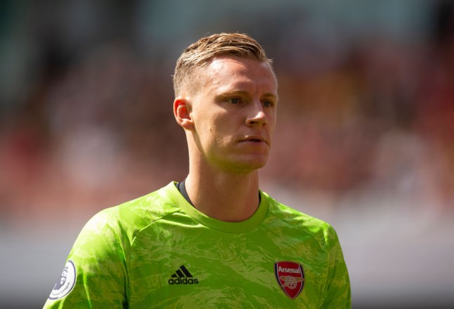 Bernd Leno insists Arsenal are a bigger club than Chelsea and Spurs
