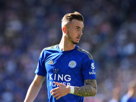 Leicester City manager Brendan Rodgers provides James Maddison injury update