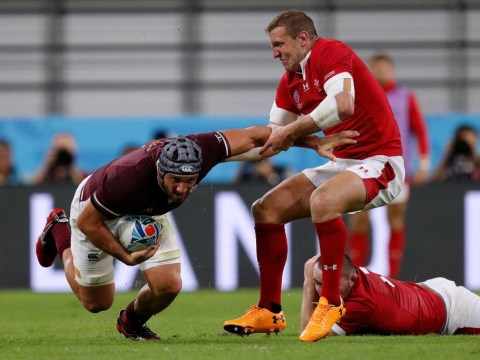 Hadleigh Parkes reveals gruesome moment he realised his hand was broken – but he will still play against Australia