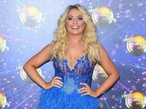 Strictly Come Dancing's Saffron Barker would be 'a billion per cent' up for I'm A Celebrity