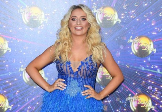 Strictly Come Dancing's Saffron Barker