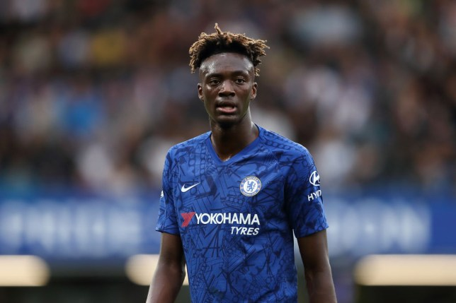 Tammy Abraham has netted seven times this season ahead of Chelsea's Premier League clash with Brighton