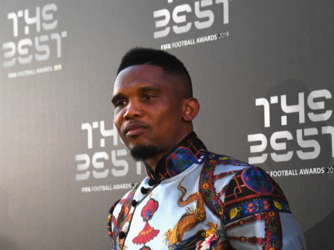 Eto'o names the two players who deserved best player award over Messi, Van Dijk and Ronaldo