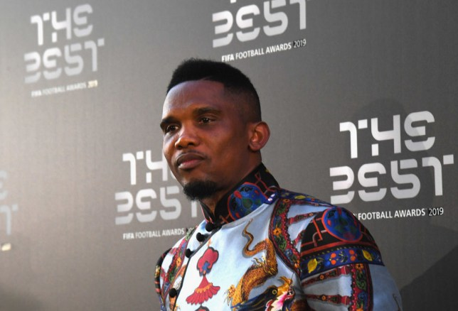 , Eto'o Disregard Messi, Picks African Stars as His Best FIFA Players