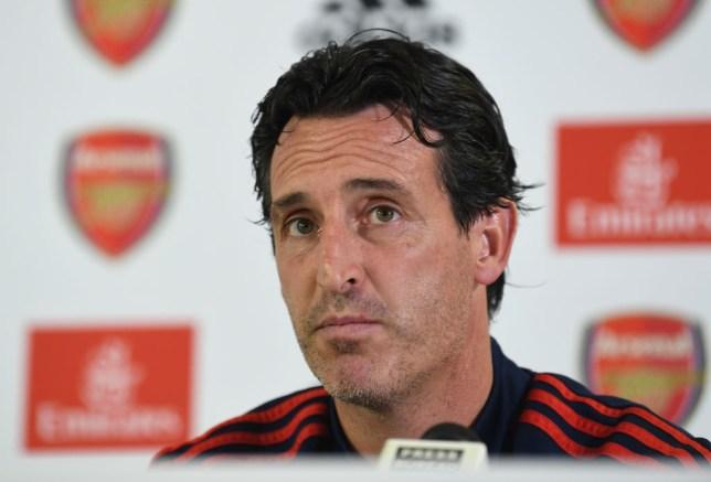 Martin Keown has slammed Unai Emery's decision to make Granit Xhaka his Arsenal captain