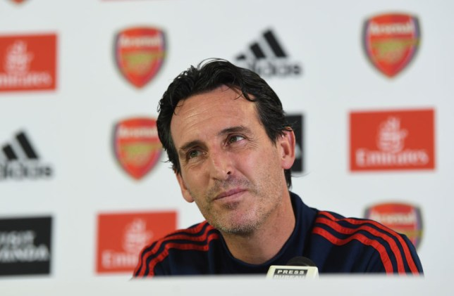 Arsenal hero Paul Merson has blasted Unai Emery's 'pathetic' decision