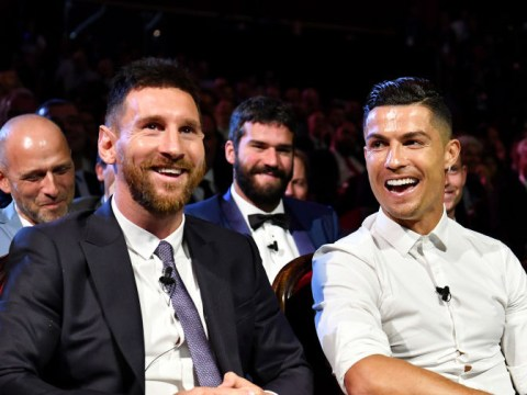 Lionel Messi responds to Cristiano Ronaldo's dinner invitation