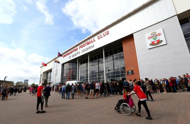 Why are England playing Kosovo at St Mary's, Southampton?