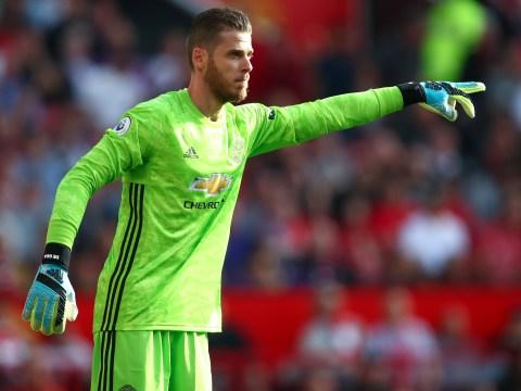 Manchester United star David de Gea hits back at Ole Gunnar Solskjaer criticism