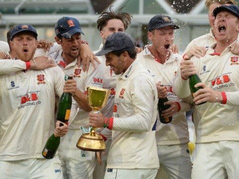 Essex win County Championship to complete stunning domestic double