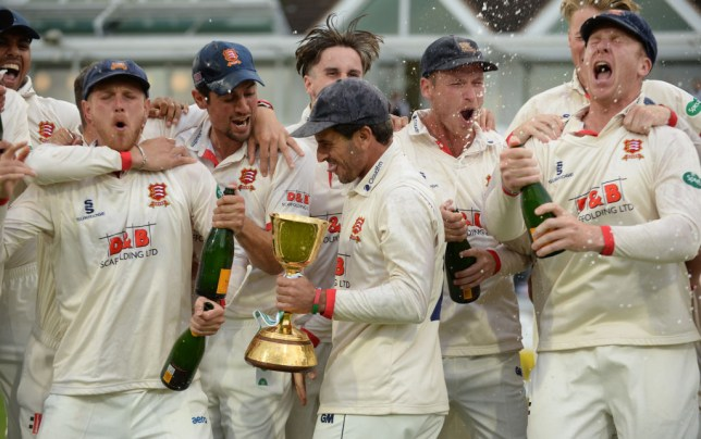 Essex pipped Somerset to win the County Championship
