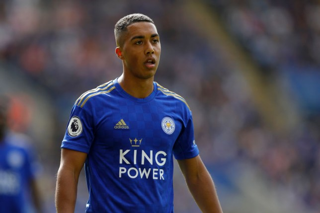 Youri Tielemans was heavily linked with both Manchester United and Arsenal this summer