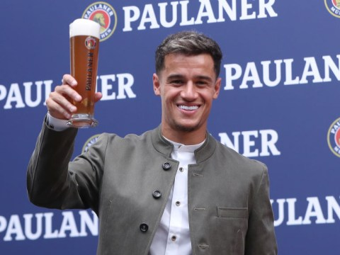 Philippe Coutinho claims Bayern Munich has more of a family atmosphere than Liverpool