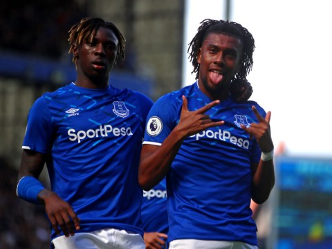Arsenal have 'made a mistake' by selling Alex Iwobi to Everton, reckons Nwankwo Kanu