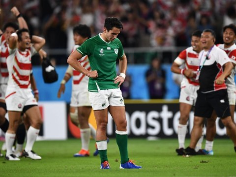 Why Joey Carbery was right to kick the ball out and confirm Ireland's Rugby World Cup loss to Japan