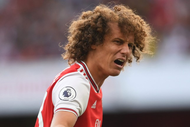 David Luiz has responded to the criticism aimed at Arsenal following their draw with Tottenham